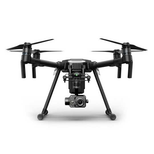 Matrice 200 Drone + Zenmuse XT 2 Thermal Imaging Camera