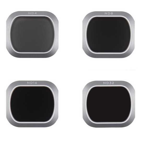 Комплект от ND филтри за дрон Mavic 2 Pro