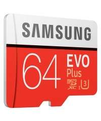 Samsung EVO Plus microSDXC 64GB