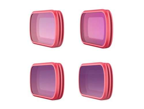 PGYTECH Комплект от ND8/PL, ND16/PL, ND32/PL и ND64/PL филтри за Osmo Pocket