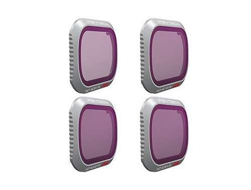 PGYTECH Комплект от ND8-PL, ND16-PL, ND32-PL и ND64-PL (Professional) филтри за Mavic 2 Pro
