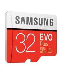 Карта Памет Samsung EVO Plus microSDHC 32GB