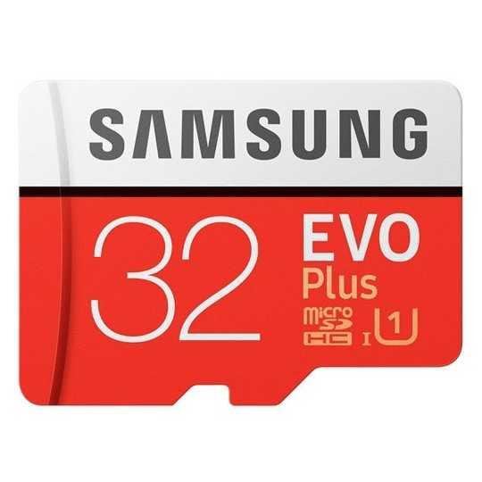 Samsung EVO Plus microSDHC 32GB
