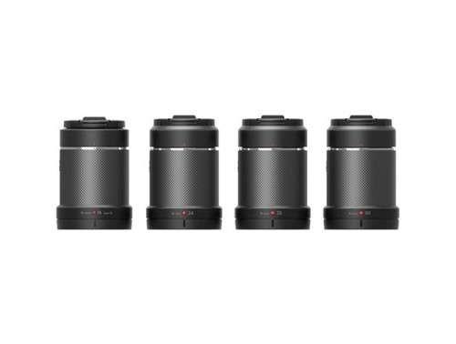 Комплект обективи DL/DL-S за камерата Zenmuse X7