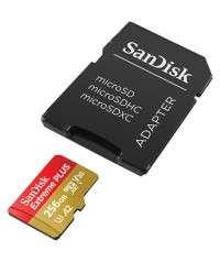 SanDisk microSDXC Extreme Plus 256GB V30