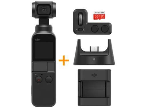 Osmo Pocket + Expansion Kit