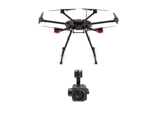 Matrice 600 Pro Drone + Zenmuse Z30 camera