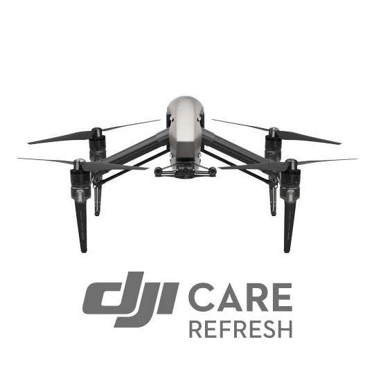DJI Care Refresh 1-годишен план за Inspire 2