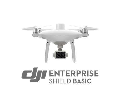DJI Enterprise Shield Basic Phantom 4 Multispectral