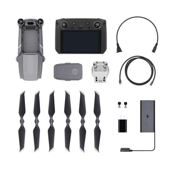 Дрон Mavic 2 Zoom + Smart Controller