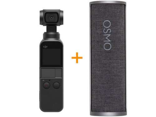 Osmo Pocket + Charging Case