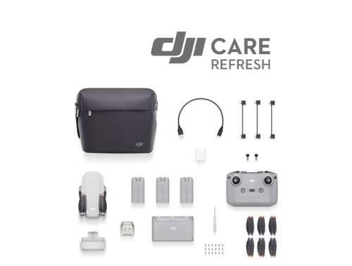 DJI Mini 2 Fly More Combo + DJI Care Refresh 1-годишен план за DJI Mini 2