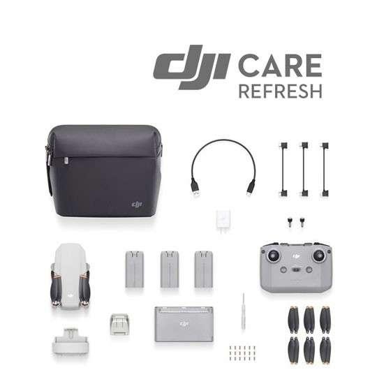 DJI Mini 2 Fly More Combo + подарък DJI Care Refresh 1-годишен план за DJI Mini 2