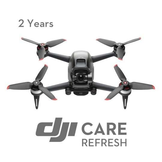 DJI Care Refresh 2-year plan for DJI FPV