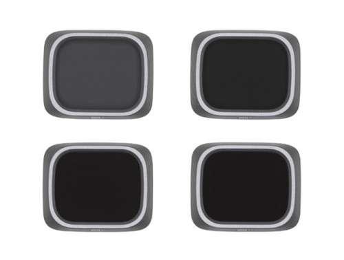 Комплект от ND4, ND8, ND16, ND32 филтри за дрон DJI Air 2S