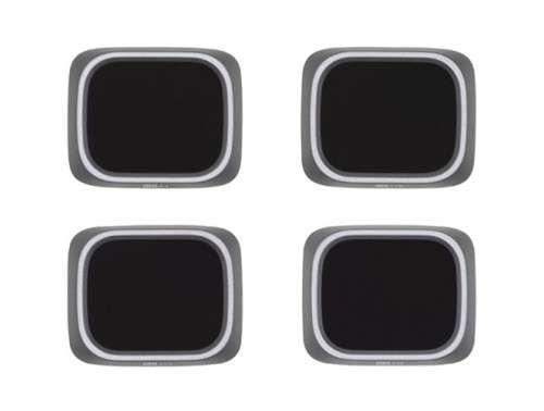 Комплект от ND64, ND128, ND256, ND512 филтри за дрон DJI Air 2S