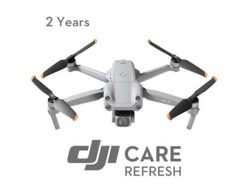 DJI Care Refresh 2-годишен план за DJI Air 2S