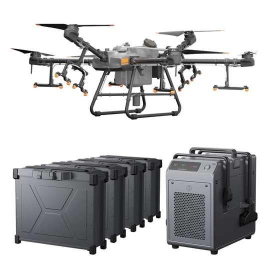 Аграрен дрон Agras T30