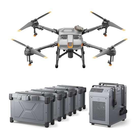 Аграрен дрон Agras T10