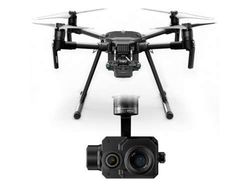 Matrice 200 V2 Drone + Zenmuse XT2 Thermal Imaging Camera