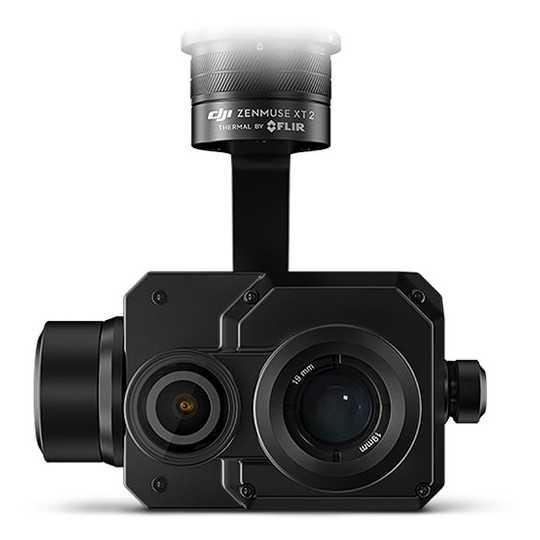 Термaлна камера Zenmuse XT 2