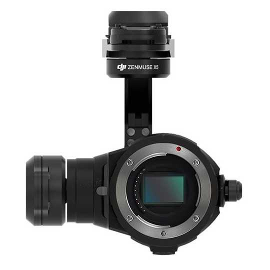 Камера Zenmuse X5 без обектив