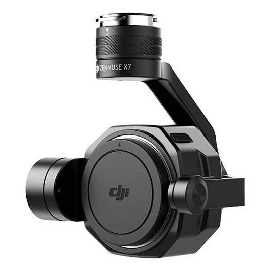 Zenmuse X7 Camera (Lens Excluded)