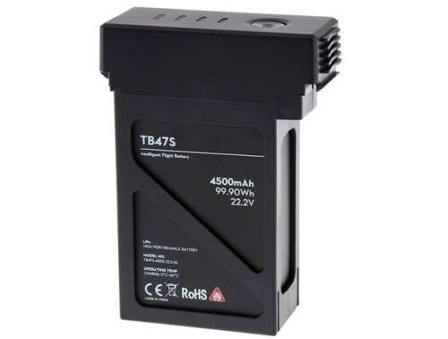 Intelligent Flight Battery TB47S for Matrice 600 (6 pcs)