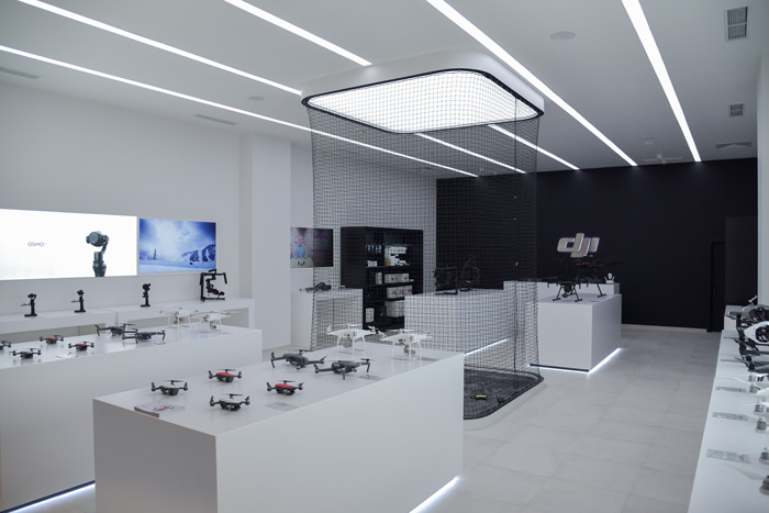 Магазин DJI Store Sofia