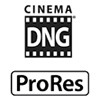 License key CinemaDNG and Apple ProRes
