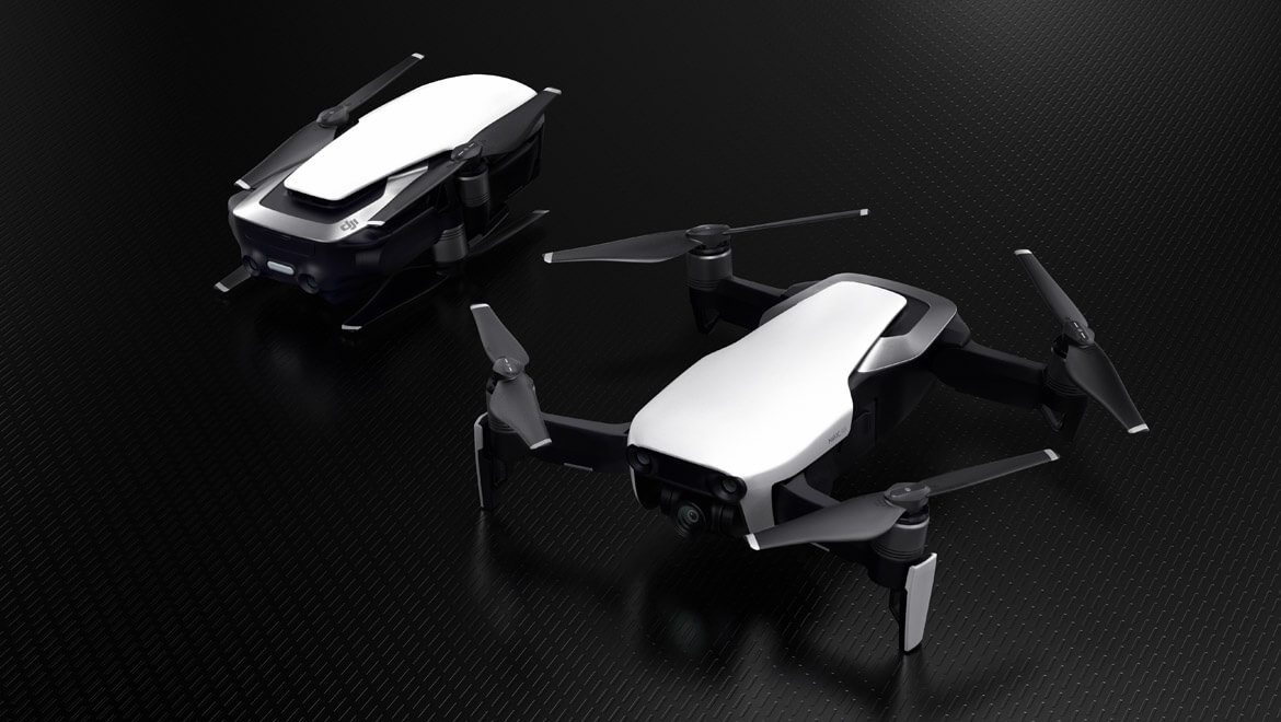 Mavic Air Fly More Combo with 3D Foldable Design