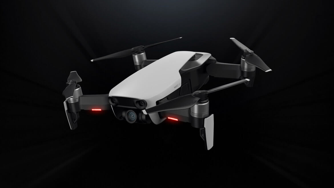 Комплект с дрон Mavic Air