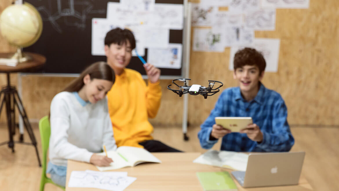 Learn and Create with Tello Camera Drone