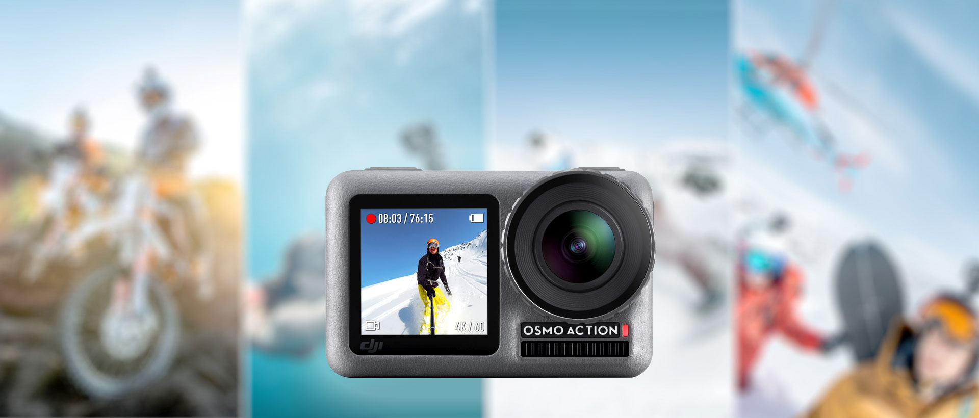 Unleash your other side with Osmo Action!